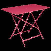TABLE PLIANTE BISTRO 97 X 57CM ROSE PRALINE de FERMOB