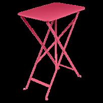 TABLE PLIANTE BISTRO 37 X 57CM ROSE PRALINE de FERMOB
