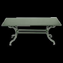 TABLE ROMANE 180CM, Cactus de FERMOB