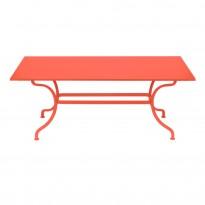 TABLE ROMANE 180CM, Capucine de FERMOB