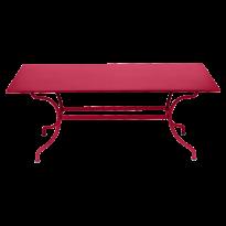 TABLE ROMANE 180CM, Rose praline de FERMOB
