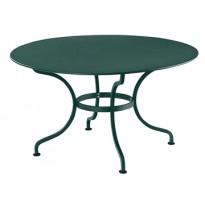 Table ronde D.137 ROMANE de Fermob, Cèdre