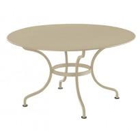 Table ronde D.137 ROMANE de Fermob, Muscade