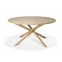 TABLE RONDE MIKADO, Chêne d