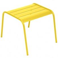 TABLE BASSE REPOSE PIED MONCEAU MIEL de FERMOB