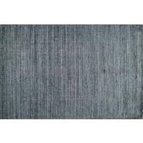 TAPIS STONE DE TOULEMONDE BOCHART, 200 X 300 CM, ANTHRACITE