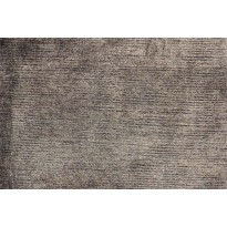 TAPIS VELVET DE TOULEMONDE BOCHART, 250 X 350 CM, TAUPE