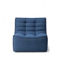FAUTEUIL N701, Bleu d