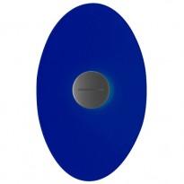 VERRE ORBITAL 2, Bleu de FOSCARINI