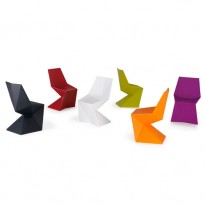 CHAISE VERTEX, 7 couleurs de VONDOM