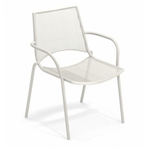 fauteuil ala emu blanc