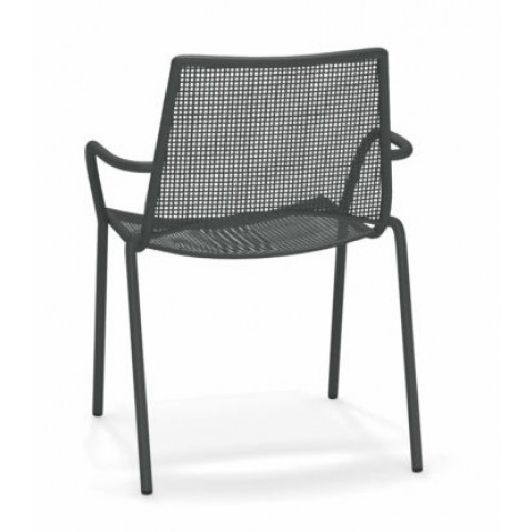 fauteuil ala emu fer ancien