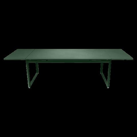 TABLE A RALLONGES BIARRITZ, 23 couleurs de FERMOB