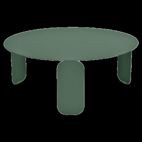Table basse BEBOP de Fermob, D. 80, Cèdre