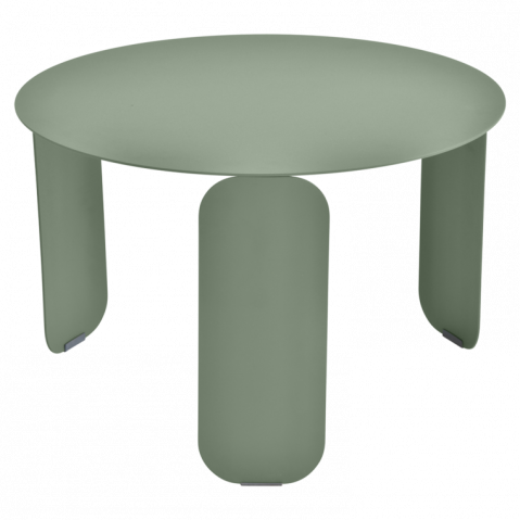 Table basse BEBOP de Fermob, D. 60, Cactus