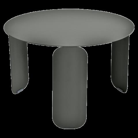 Table basse BEBOP de Fermob, D. 60, Romarin