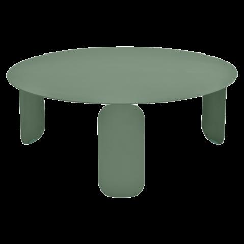 Table basse BEBOP de Fermob, D. 80, Cactus