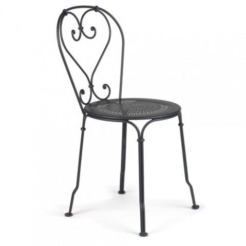 1900 Chaise Design Fermob Noir