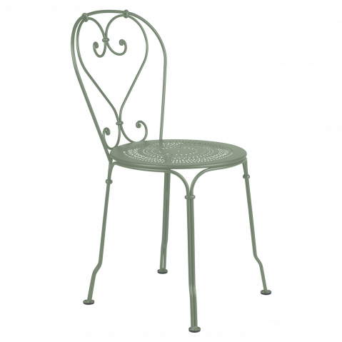 CHAISE 1900, 23 couleurs de FERMOB