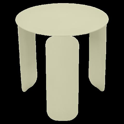 Table basse BEBOP de Fermob, D. 45, Tilleul