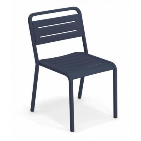 chaise urban emu bleu foncé