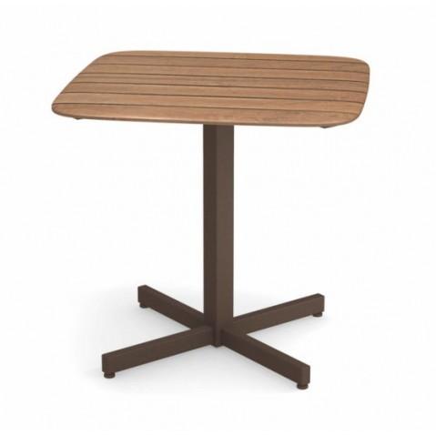 table shine 79 emu marron