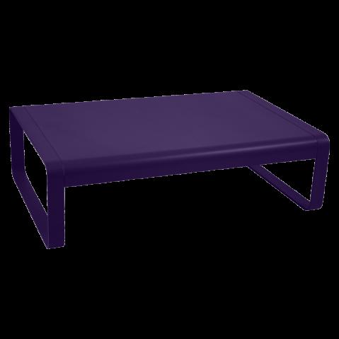 TABLE BASSE BELLEVIE, 23 couleurs de FERMOB