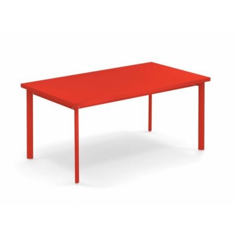 TABLE STAR, Rouge écarlate de EMU