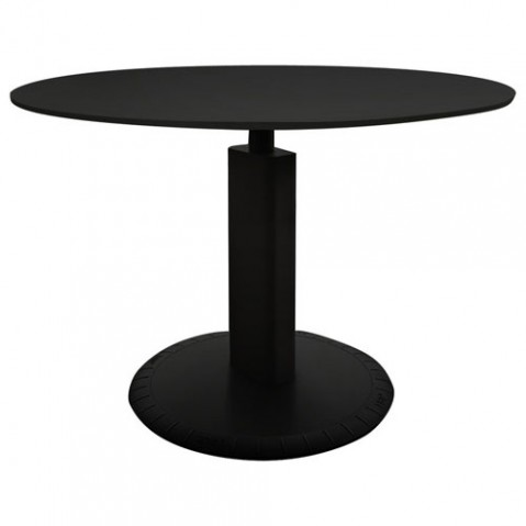 360 table ronde Magis noir