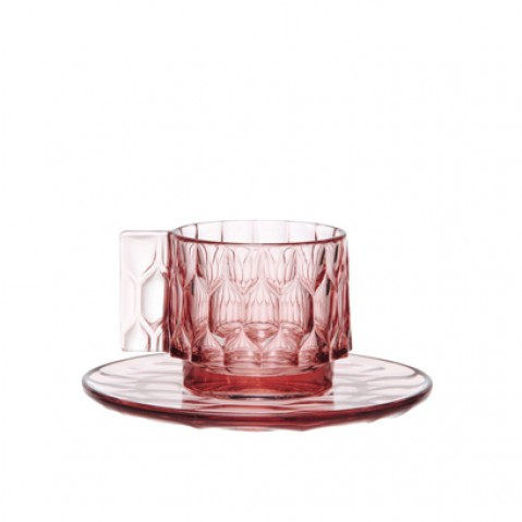 TASSE A CAFE JELLIES FAMILY, 4 couleurs de KARTELL