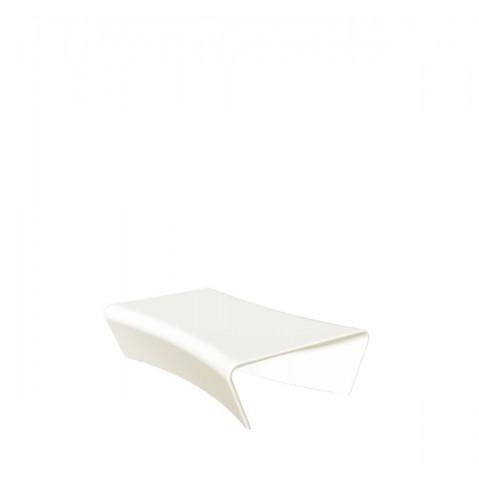 TABLE BASSE PIAFFE, Blanc de DRIADE