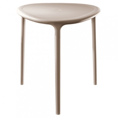 Air Table Table Carrée Magis Blanc