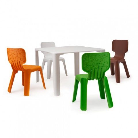 Alma chaise design enfant Magis Me Too