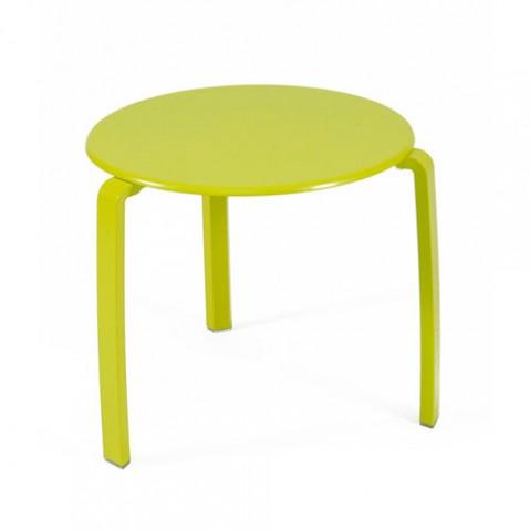 TABLE BASSE ALIZE, 23 couleurs de FERMOB