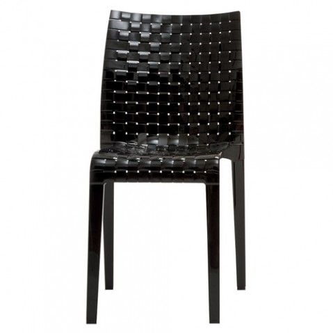 Ami Ami Chaise Design kartell noir