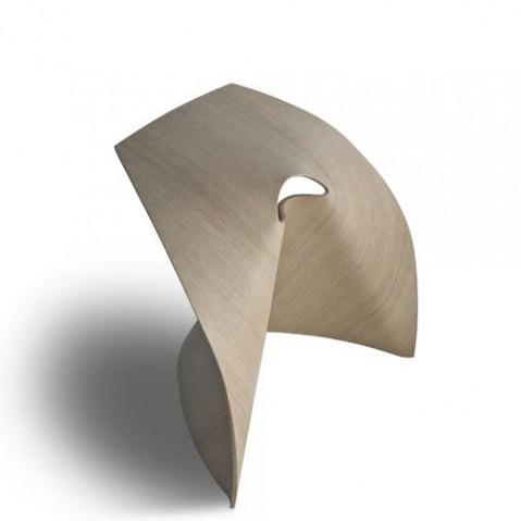 Ap Tabouret Design La Palma Chene Blanchi