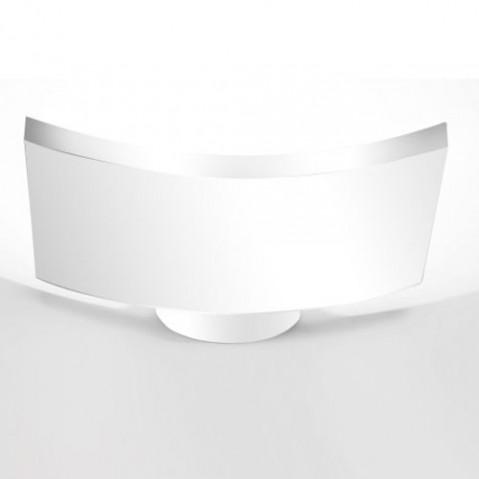 applique murale microsurf led artemide blanc