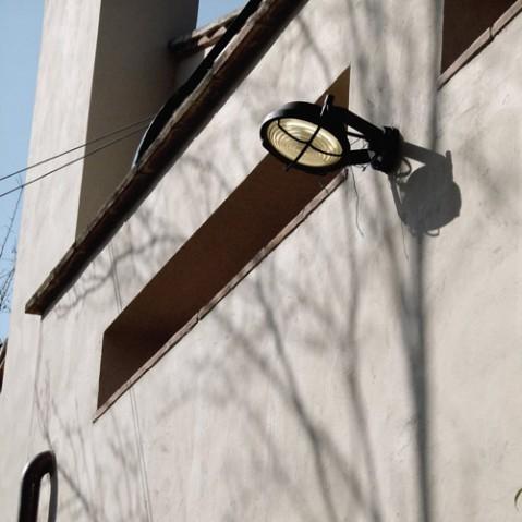 applique murale out martinelli luce gris fonce