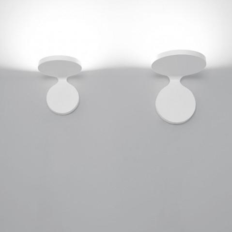 applique murale rea 12 artemide blanc