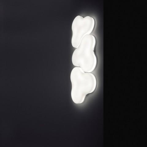applique murale trifoglio 58 martinelli luce