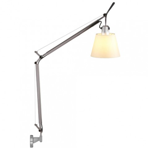 APPLIQUE TOLOMEO BASCULANTE PARETE, 2 options de ARTEMIDE