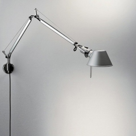APPLIQUE TOLOMEO MICRO PARETE HALO, 10 couleurs de ARTEMIDE