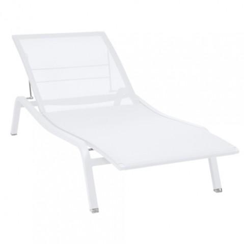 bain soleil alize fermob blanc
