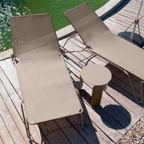 bain soleil harry fermob bleu lagune