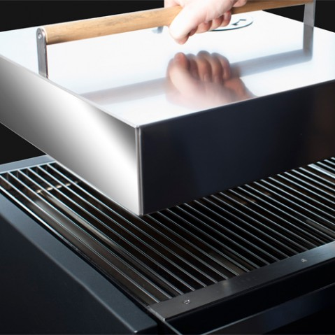 barbecue charbon grill 300 roshults