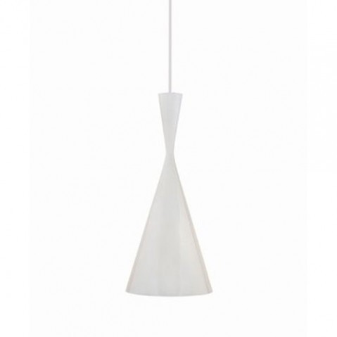 Beat light tall tom dixon suspension blanc