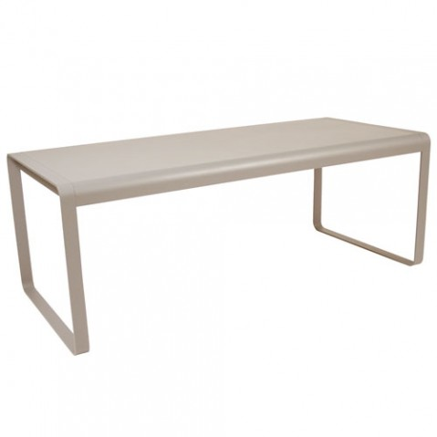 bellevie fermob table design muscade