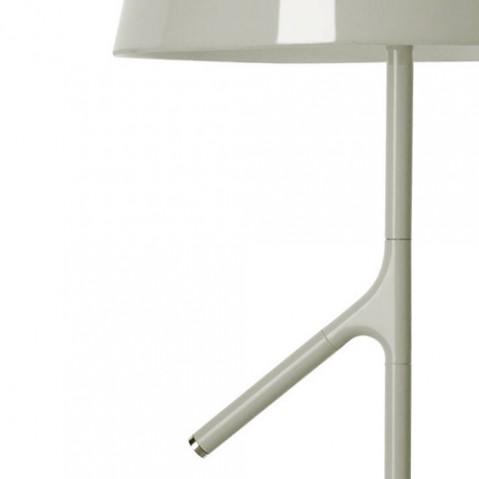 Birdie Foscarini lampe design gris