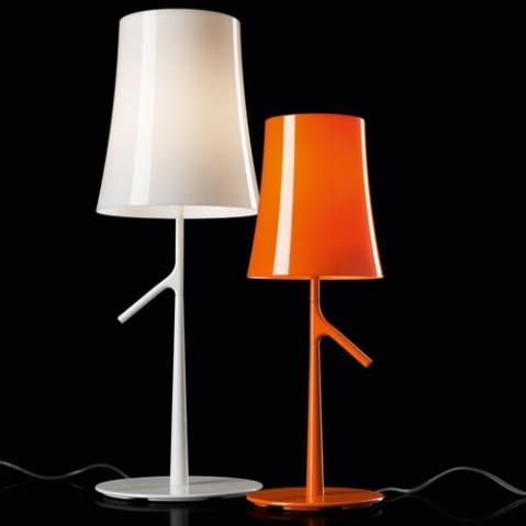 Birdie piccola foscarini lampe à poser design amarante