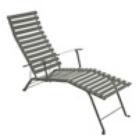 Chaise longue Bistro Fermob romarin
